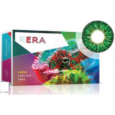 Контактные линзы Hera Color 2 шт от Dreamcon купить, отзывы