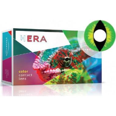 Контактные линзы Hera Carnival 2 шт от Dreamcon купить, отзывы