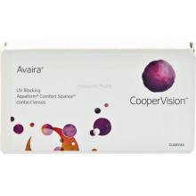 Контактные линзы Avaira 6 шт