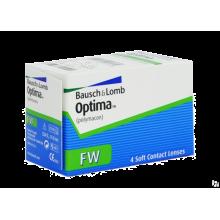 Контактные линзы Optima FW 4 шт