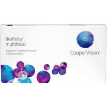 Контактные линзы Biofinity Multifocal 3 шт