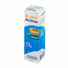 Раствор для линз Optimed Pro Active 125 мл