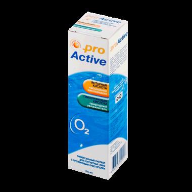Раствор для линз Optimed Pro Active 125 мл от Optimed купить, отзывы