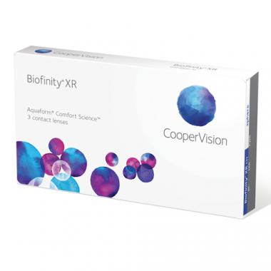 Контактные линзы Biofinity XR 3 шт от Cooper Vision купить, отзывы