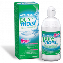 Раствор для линз Opti Free Puremoist 300 мл