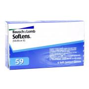 Контактные линзы SofLens 59 6 шт