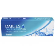 Контактные линзы Dailies Aquacomfort Plus 30 шт