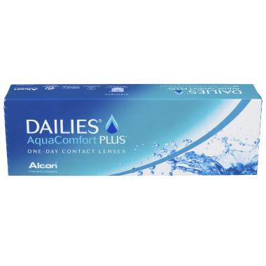 Контактные линзы Dailies Aquacomfort Plus 30 шт от Alcon купить, отзывы