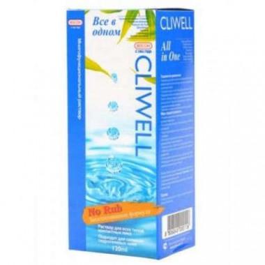 Раствор для линз Cliwell 120 мл от Bescon купить, отзывы