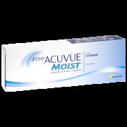 Контактные линзы 1 Day Acuvue Moist 30 шт