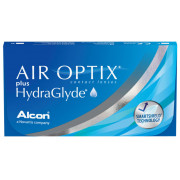 Контактные линзы Air Optix Hydraglyde 3 шт