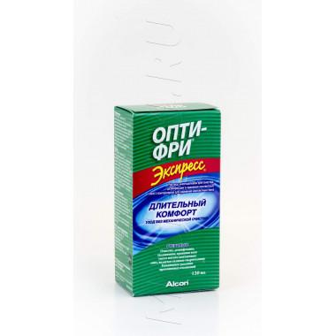 Раствор для линз Opti Free Express 120 мл от Alcon купить, отзывы