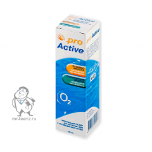 Раствор для линз Optimed Pro Active 250 мл