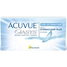Контактные линзы Acuvue Oasys For Astigmatism 6 шт