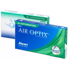 Контактные линзы Air Optix For Astigmatism 3 шт
