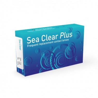 Контактные линзы Seaсlear Plus 3 шт от Gelflex купить, отзывы